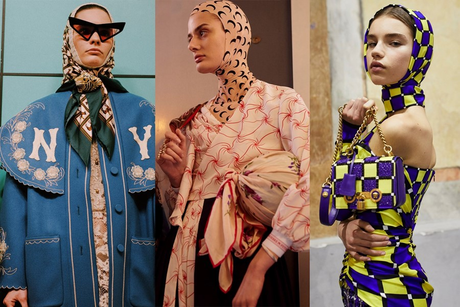 45d6a9f80 Is the fashion industry fetishising the hijab? | Dazed