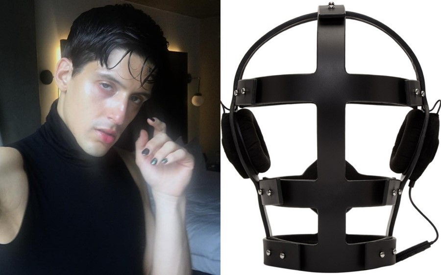 Arca has designed a $6,450 pair of BDSM headphones