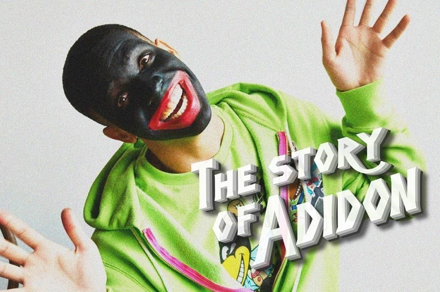 Drake explained the story behind that photo of him in blackface