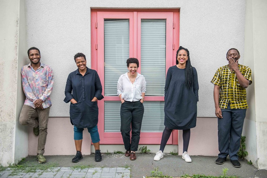 Curatorial team 10th Berlin Biennale for Contemporary Art