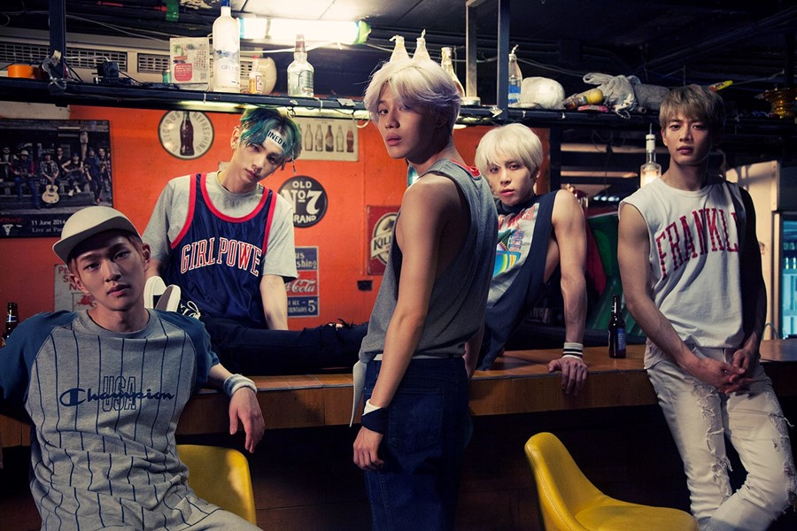 Looking back at K-pop group SHINee's extraordinary 10-year