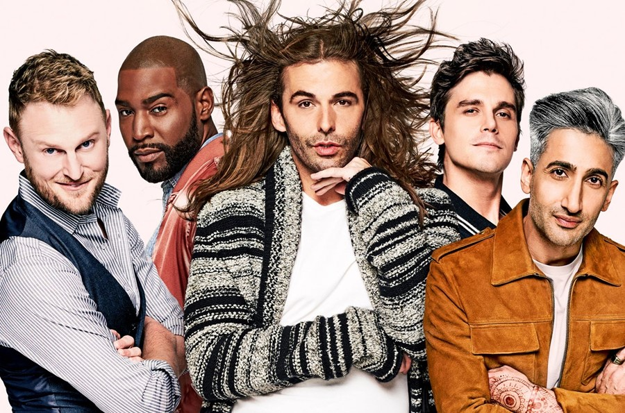 Queer Eye won the best reality TV Emmy 14 years after the