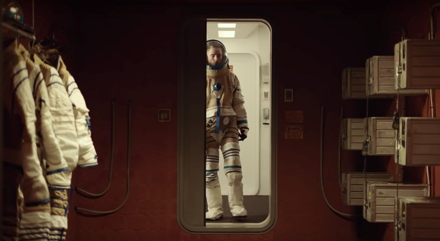 high life Robert Pattinson Andre 3000 Claire Denis Mia goth