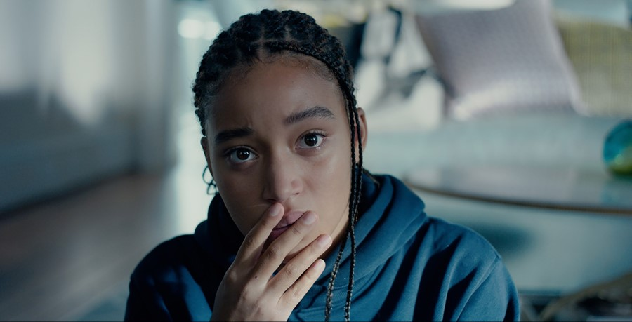 Amandla Stenberg, The Hate U Give