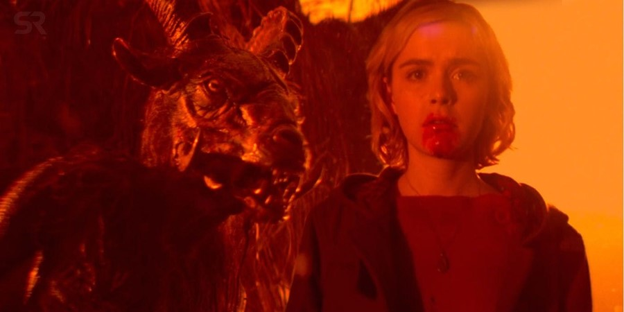 The Satanic Temple Is Suing Netflix Over The Sabrina