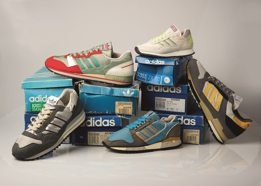 reputable site 569a0 1f253 This new book celebrates the 30-year legacy of adidas  classic running shoe