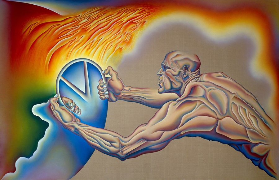 Judy Chicago: A Reckoning