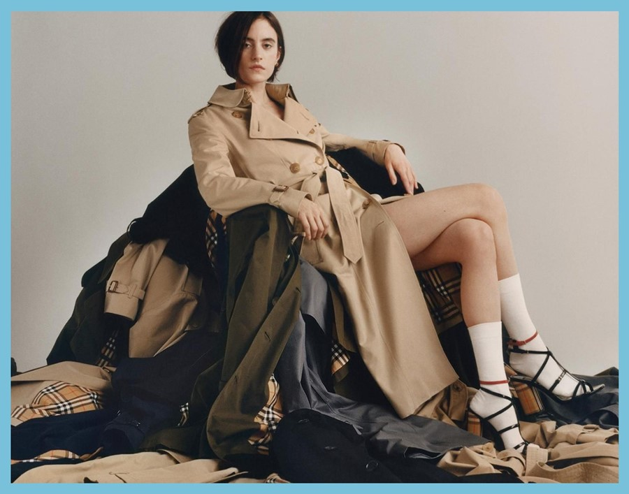 Burberry sustainability in fashion 2018
