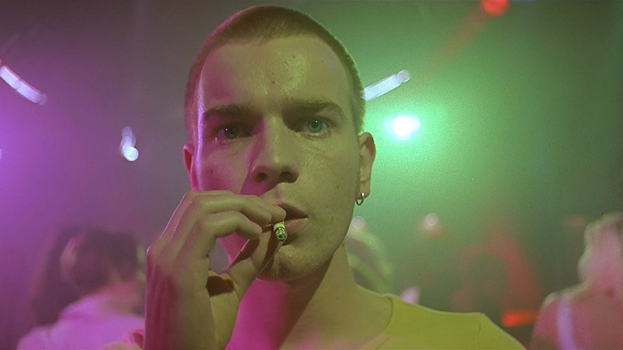 ewan mcgregor trainspotting
