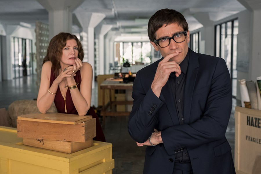 Art is risky  in the Velvet Buzzsaw Trailer