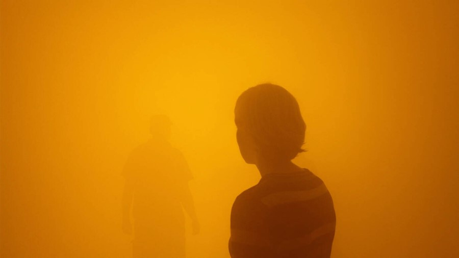 Olafur Eliasson, Your Blind Passenger, 2010