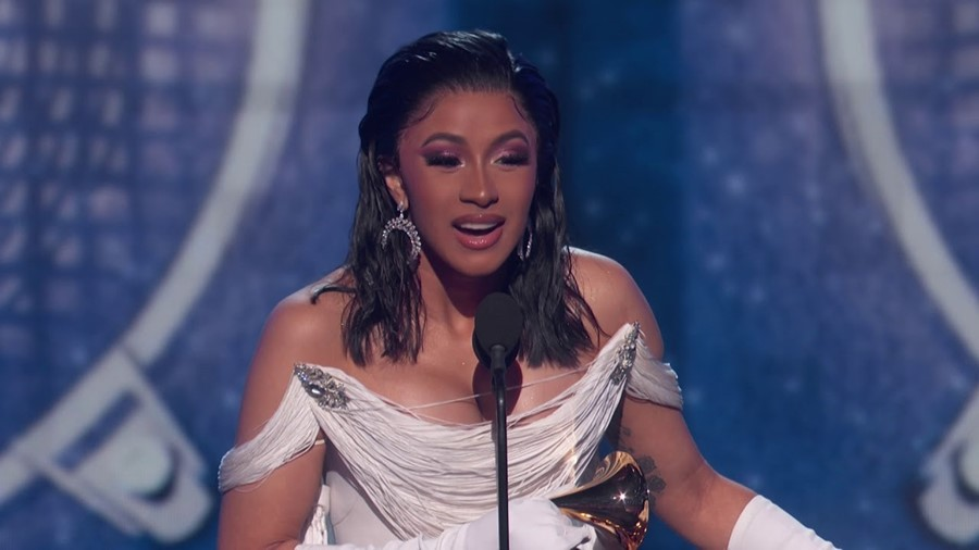 Model Sues Rapper Cardi B Over Naughty Album Cover: Cardi B Is The First Woman To Ever Win Best Rap Album At