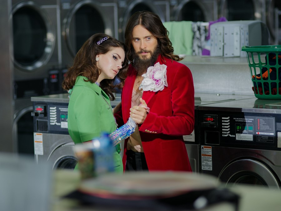 Gucci Guilty Lana del Rey Jared Leto