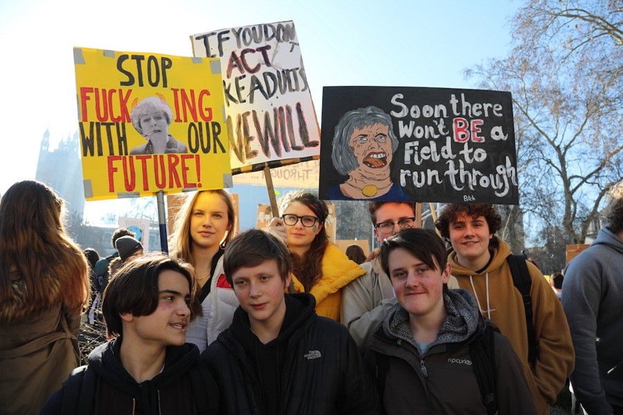 UK Climate Strike