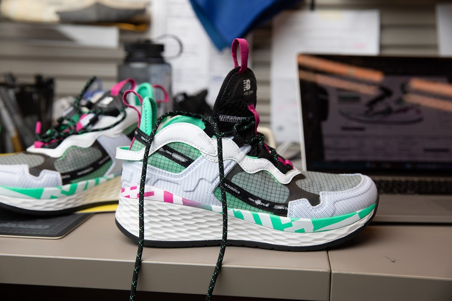 e10841fa3 Meet the young designer behind New Balance's latest sneaker | Dazed