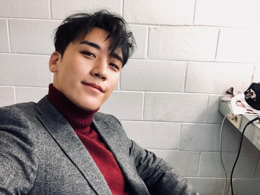 Big Bang's Seungri, aka Korea's Great Gatsby, named in sex probe