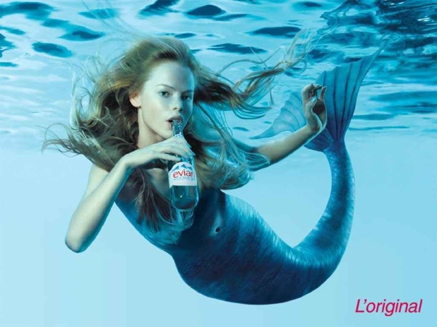 evian-mermaid