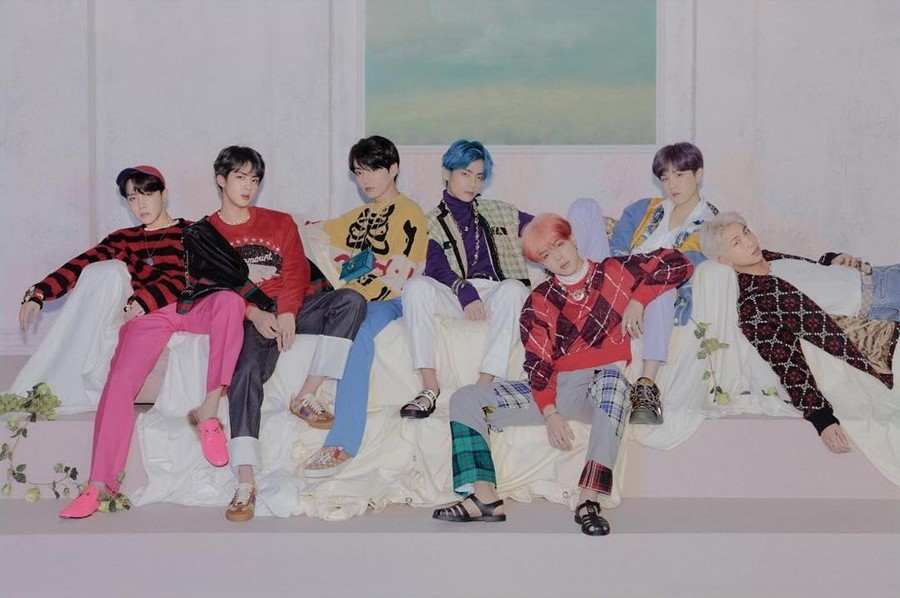 BTS drop a new record and music video