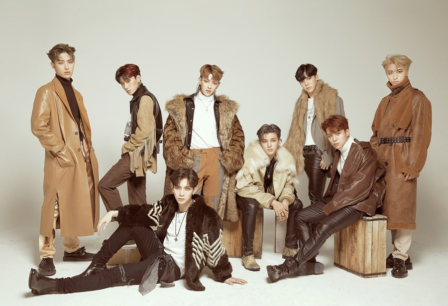 A day with ATEEZ, K-pop's brightest new rookie group | Dazed