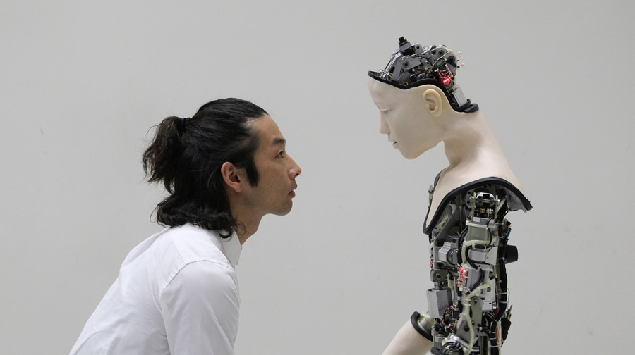 AI: More Than Human Barbican