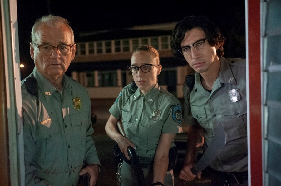 Bill Murray Adam Driver The Dead Don't Die