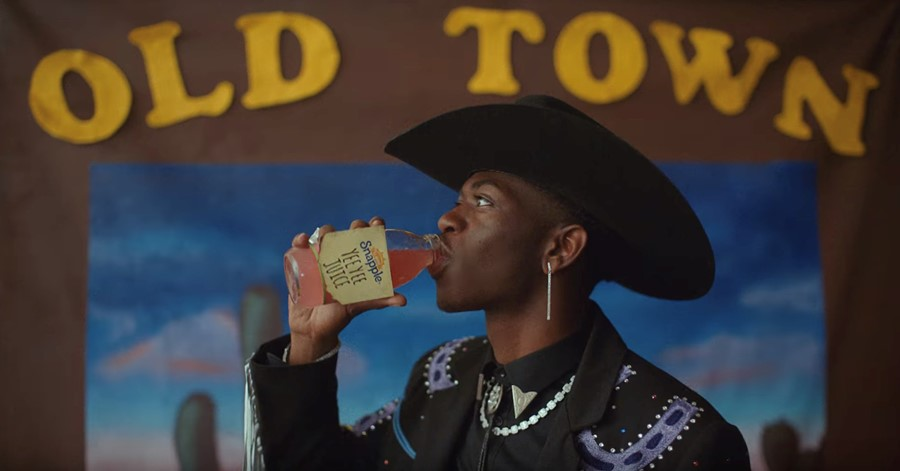 Watch Halsey Twerk in Chaps to Lil Nas X's 'Old Town Road'