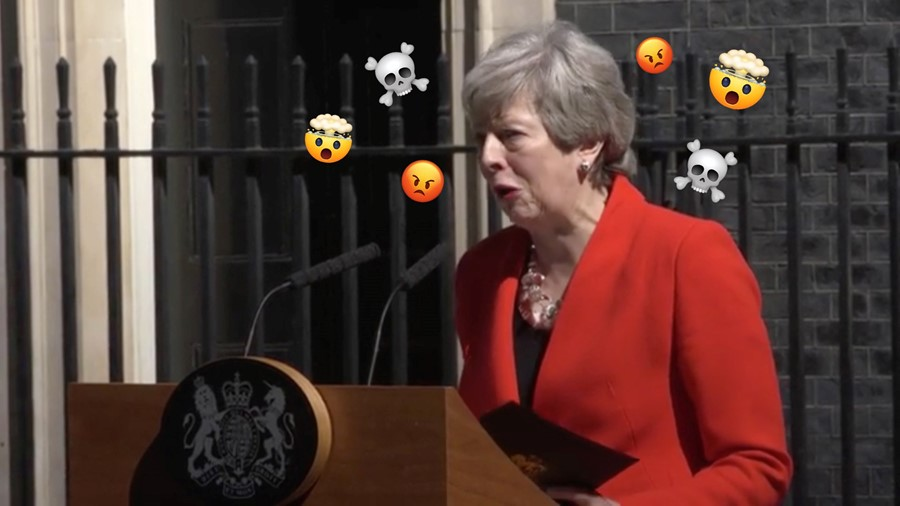 Theresa May is out – what the hell happens now?