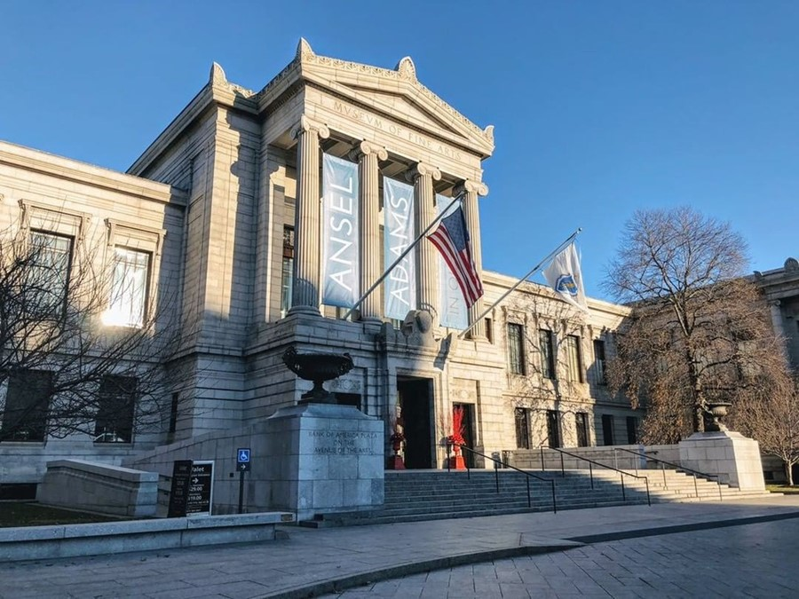 The Museum of Fine Art Boston responds to a racist incident