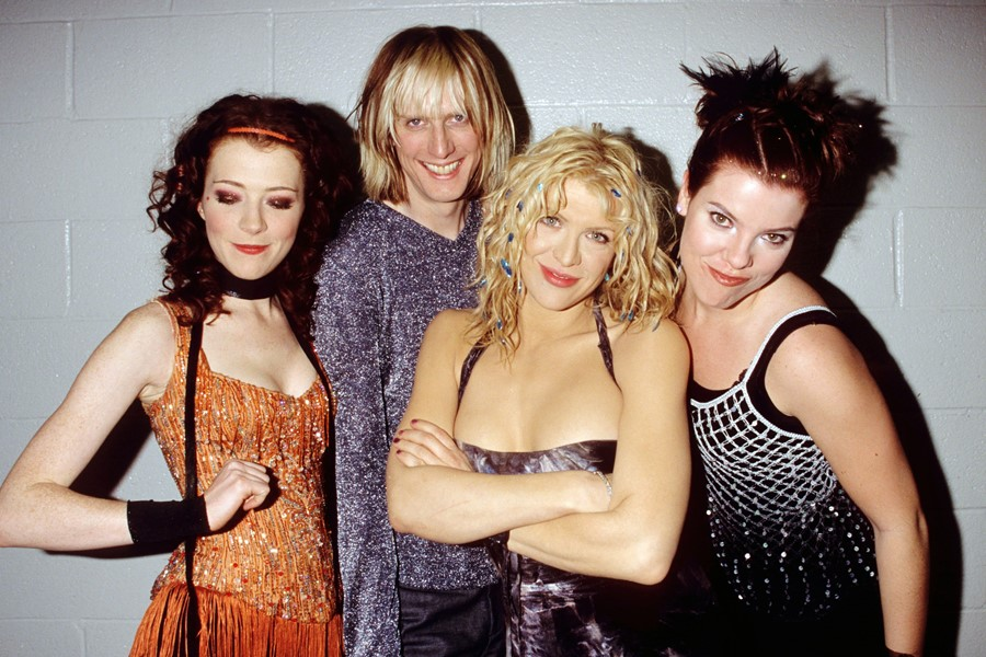 Courtney Love is 'definitely talking' about a Hole reunion