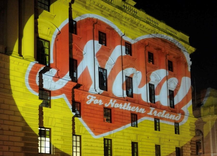 Huge projections on UK buildings demand change to NI abortion laws