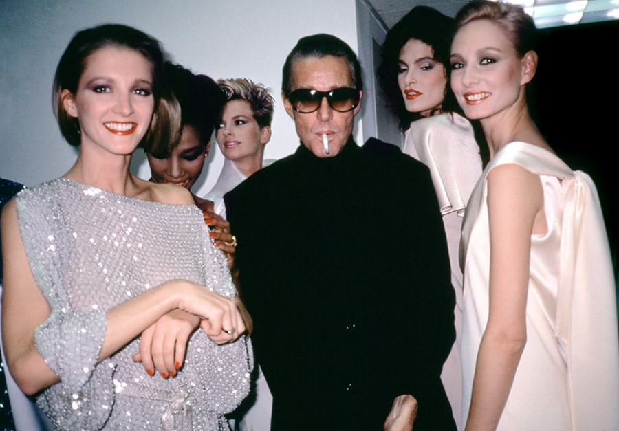 Halston fashion designer documentary