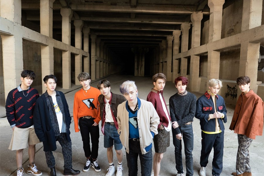 Stray Kids are shaking up K-pop's status quo | Dazed
