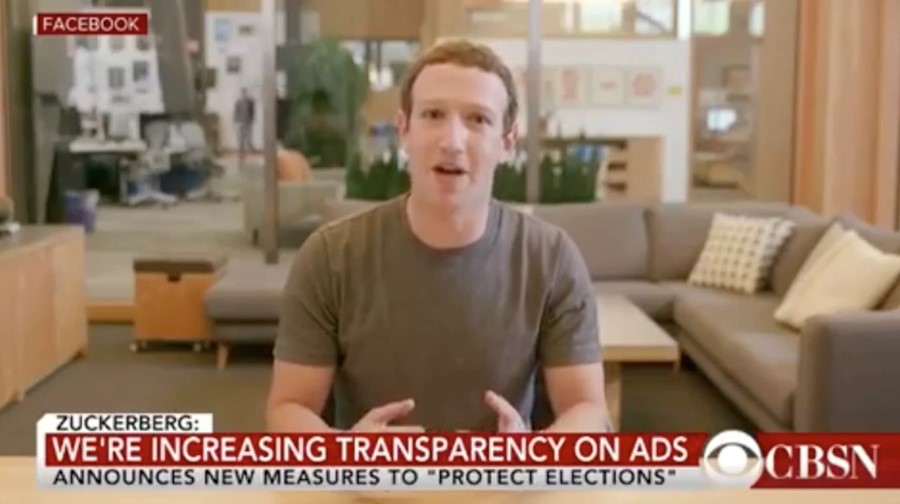 Facebook's Zuckerberg is the latest target of doctored video