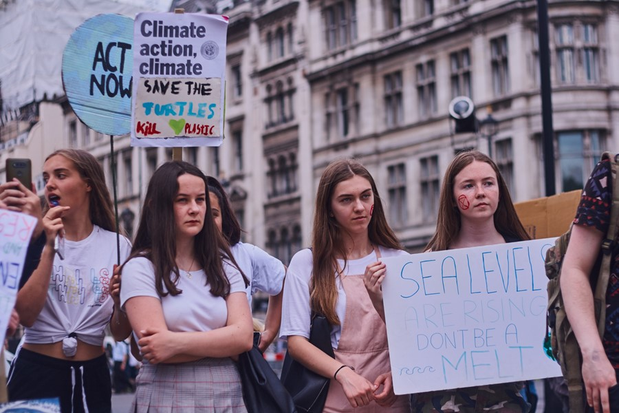 Youth Climate Change protests