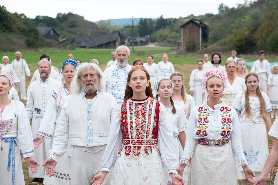 Midsommar by Ari Aster