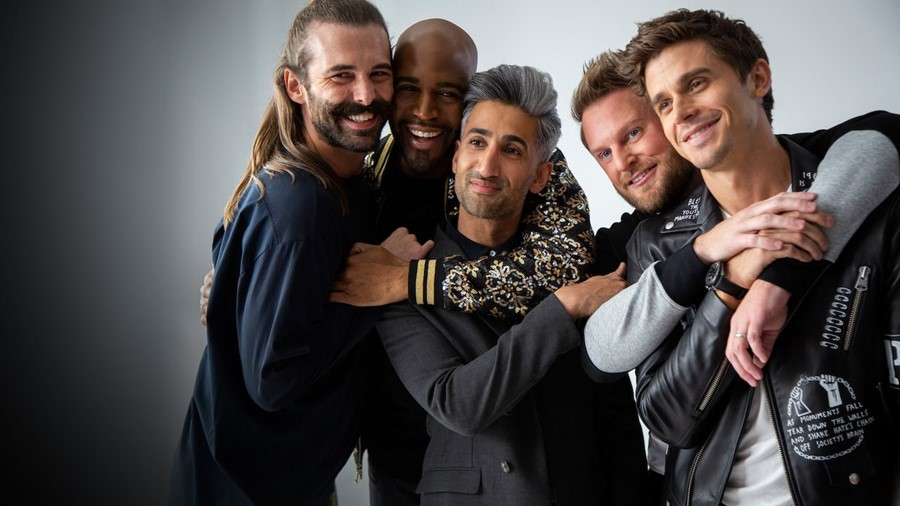 Grab your tissues for the fourth season Queer Eye trailer