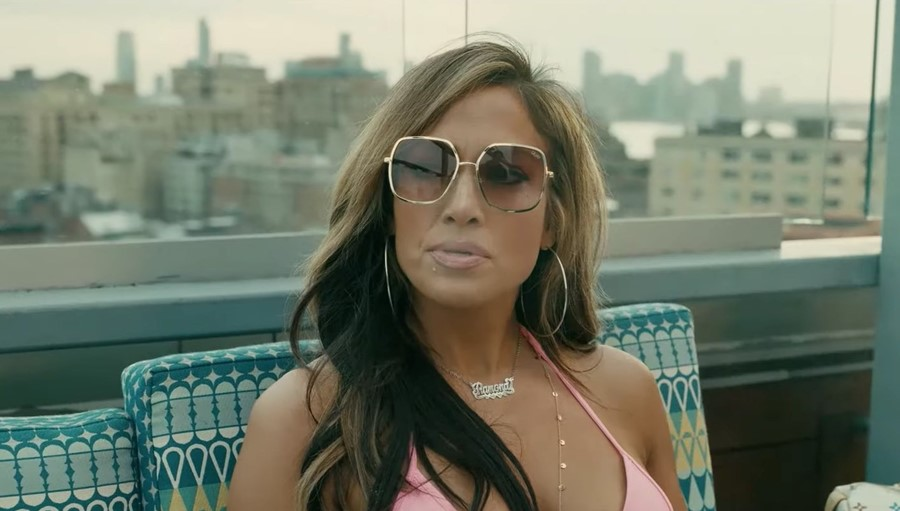 Jennifer Lopez gives pole dancing lesson in first Hustlers trailer