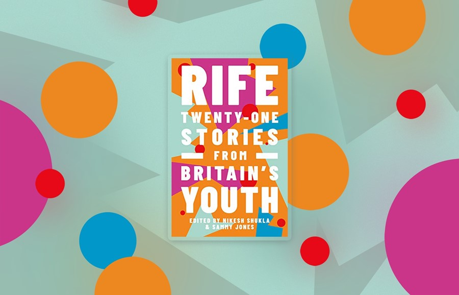 New book 'Rife' amplifies urgent voices of British youth