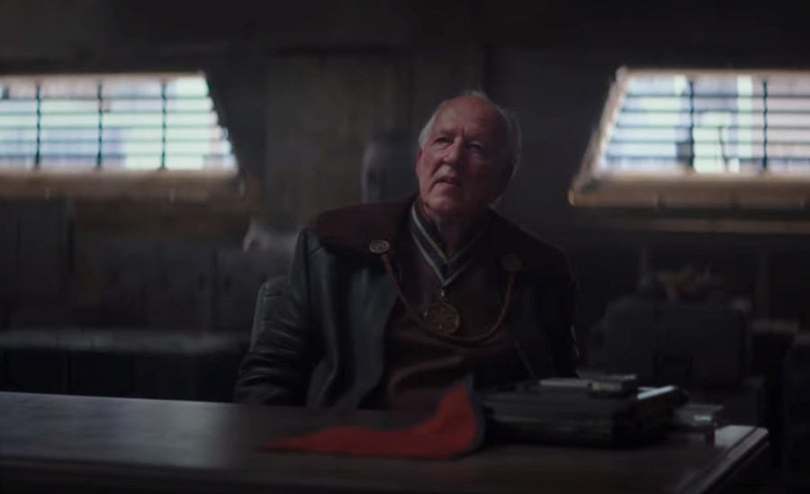 Werner Herzog features prominently in the new Star Wars trailer