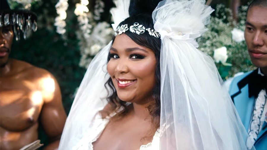 Lizzo wants to trademark '100% That Bitch', Truth Hurts