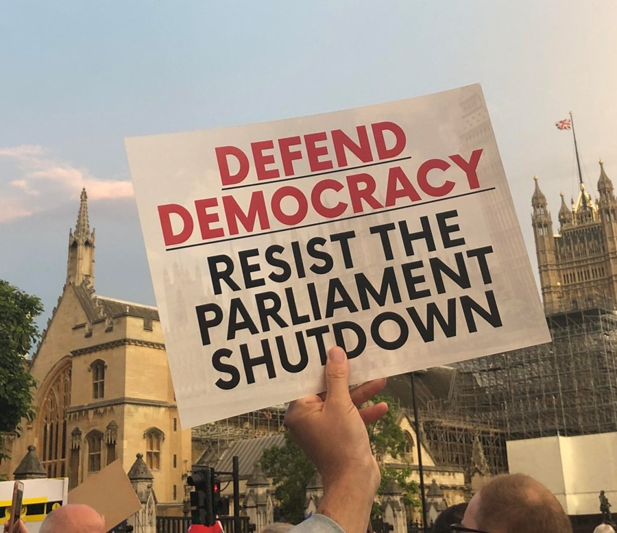 Boris Johnson is stealing our democracy and we must resist