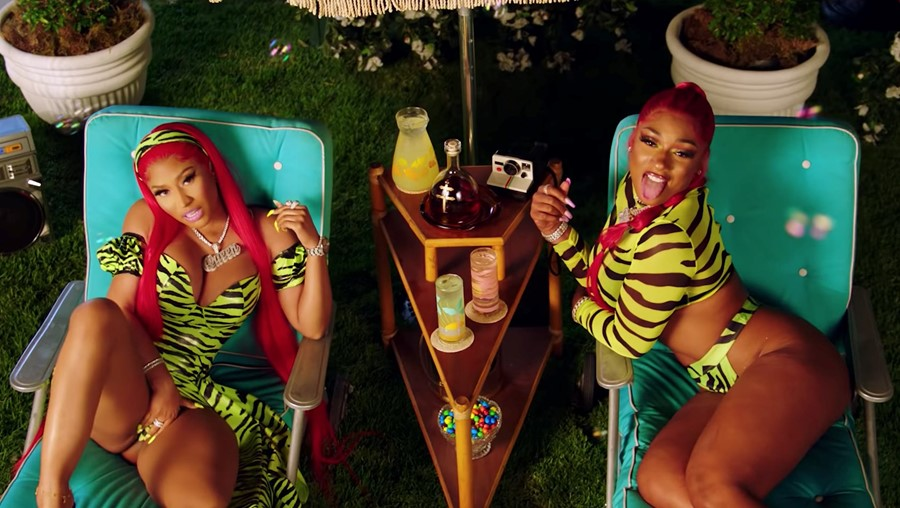Megan Thee Stallion 'Hot Girl Summer' video