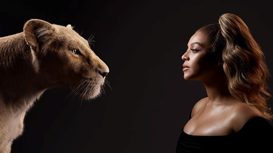 Beyoncé Lion King documentary, Making The Gift