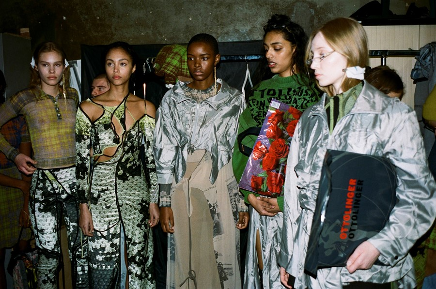 Ottolinger AW19 collection Paris Fashion Week 6