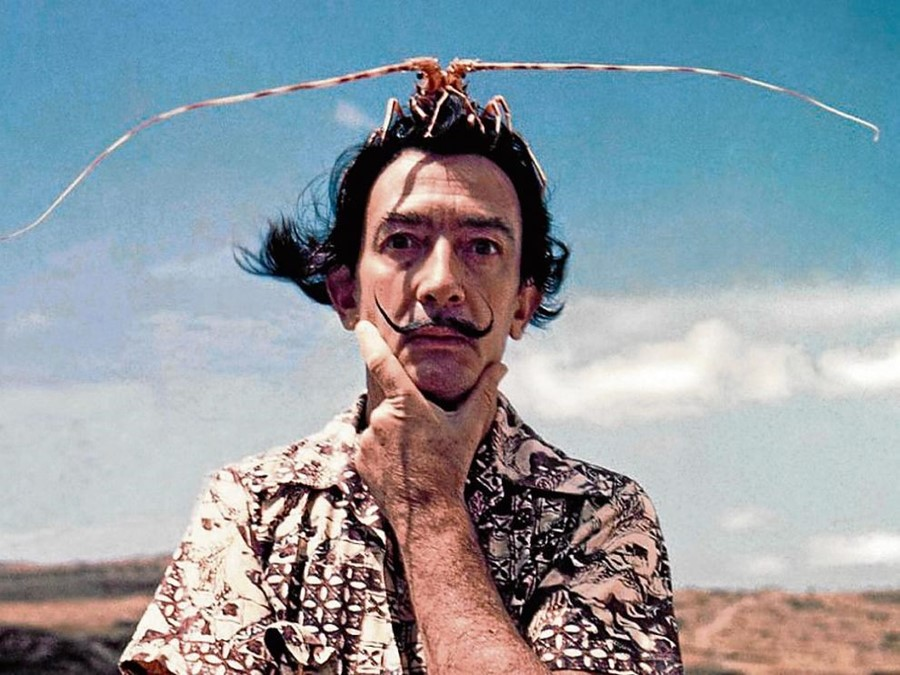 Lessons we can take from Salvador Dalí's surreal ways of living and working