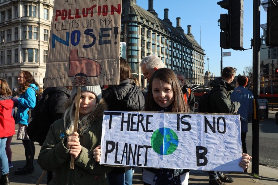 Join the global climate strike