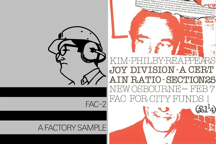Eight objects that tell the story of Factory Records