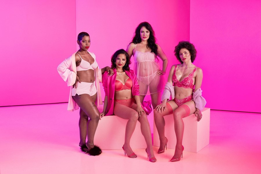 Rihanna spotlights breast cancer survivors in new Savage x Fenty collection