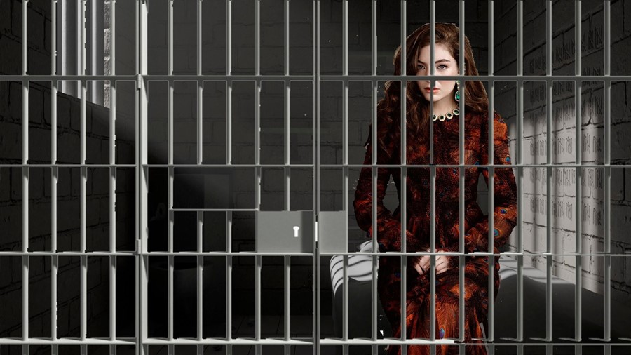 Memes about Lorde's fake imprisonment #FreeLorde