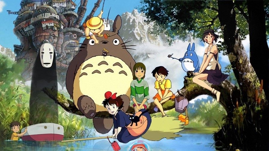 Studio Ghibli signs its first ever streaming deal